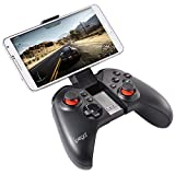 IPEGA PG-9037 Bluetooth Wireless Classic Gamepad Game Controller (with Mouse Function) for iPhone iPad iPod Samsung HTC MOTO Addroid TV Box Tablet PC