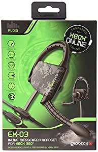 Xbox 360 - EX-03 wired Headset