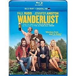 Wanderlust (Blu-ray + DIGITAL HD with UltraViolet)