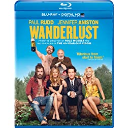Wanderlust (Blu-ray + DIGITAL HD with UltraViolet)