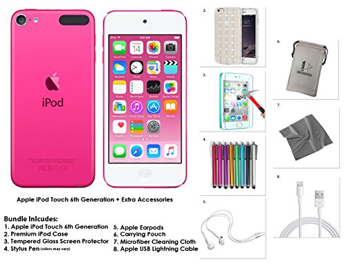 apple-ipod-touch-6g-16gb-rosa-extra-zubehor-neues-modell-juli-2015