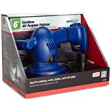 AutoRight C800886 Cordless Detailing Polisher, 6-Inch