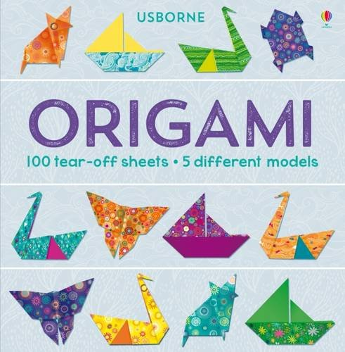 Origami tear-off pad (Tear-off Pads)