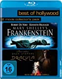 DVD Cover 'Mary Shelley's Frankenstein/Bram Stoker's Dracula - Best of Hollywood/2 Movie Collector's Pack [Blu-ray]