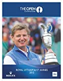 img - for The Open Championship 2012 book / textbook / text book