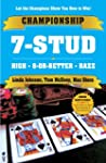 CHAMPIONSHIP 7-STUD: High, 8-or-Bette...