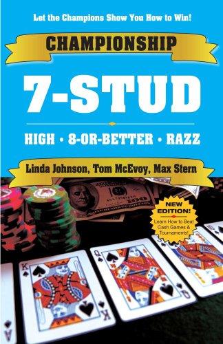Championship 7-Stud: High, High-Low, Razz