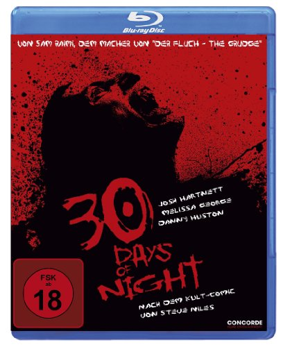 30 Days of Night (im Spezialschuber mit Kunstblut) [Blu-ray]