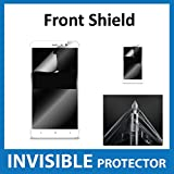 Xiaomi Redmi Note 3 Front INVISIBLE Screen Protector Film (Front Shield included) Military Grade Protection Exclusive to ACE CASE