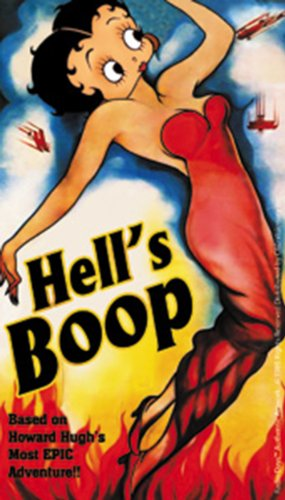 Licenses Products Betty Boop Hell's Boop Sticker