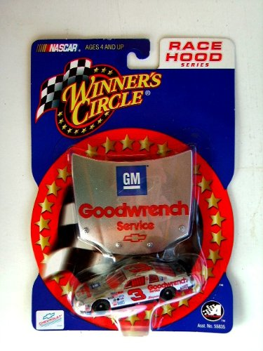 Dale Earnhardt Sr. #3 Goodwrench (Winner