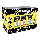 Popcorners Variety Pack ポップコーナーズ バラエティーパック 1.1oz x24袋入り