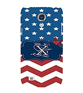 EPICCASE Repeated design Mobile Back Case Cover For Samsung Galaxy S4 (Designer Case)