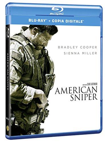 american sniper (bs) [Italia] [Blu-ray]