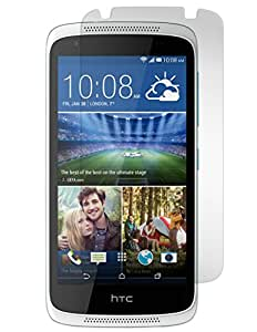 DRaX® Htc Desire 516 HD+ 9H Hardness Toughened Tempered Glass Screen Protector