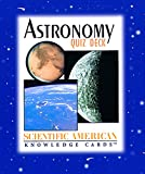 Astronomy Quiz Deck: Scientific American Knowledge Cards™ (076491104X) by D. Garvey