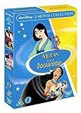 Pocahontas/Mulan (Disney) [DVD]