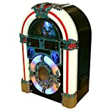 WINTECH ジュークボックス型MP3再生対応SD/USB/CDラジオ KBYL-03