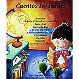Cuentos Infantiles Ilustrados (Peter Pan, Alicia en el Pais de las Maravillas, Barba Azul, Caperucita Roja, El...