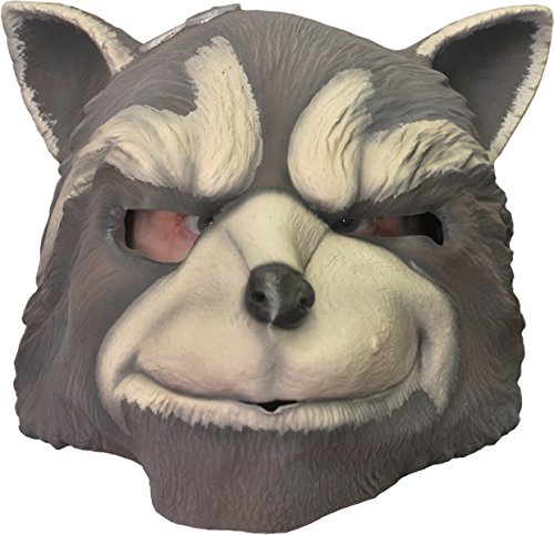 Morris Costumes Men's Rocket Racoon Mask