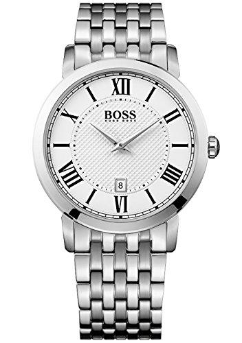 Hugo Boss Black Gentelman Mens Date Watch 1513139