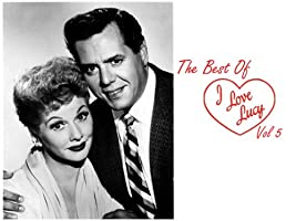 Best of I Love Lucy Volume 5