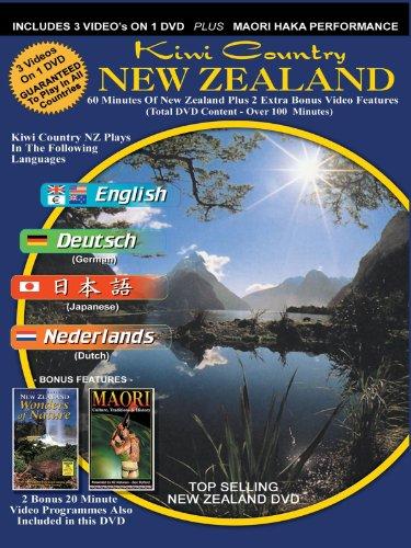 (Import) New Zealand Kiwi Country