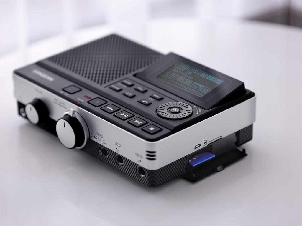 Amazon.com: Sangean DAR-101 Desk Top MP3 Recorder (Black): Electronics