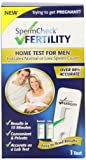 Fertilaid Spermcheck Fertility Home Test For Men (1 Test, Results in 10 Minutes (97% Acurate))