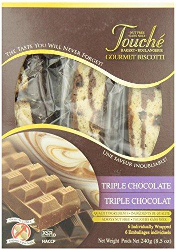 Touché Biscotti Triple Chocolate, 240gm