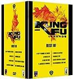 echange, troc Coffret Kung Fu Legends 8 DVD (La 36 ème Chambre de Shaolin / La Main de Fer / La Rage du Tigre / Le Justicier de Shanghai / L
