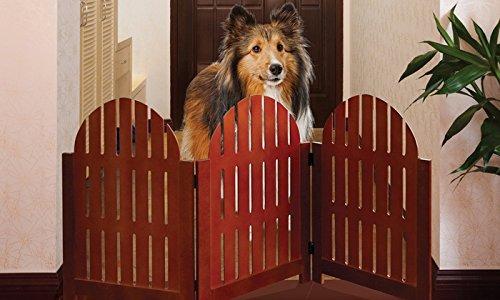 Zebra Pet Gate Pet Gate Color Red