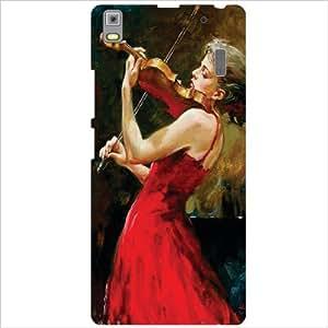 Lenovo A7000 PA030023IN Back Cover - Violine Player Designer Cases