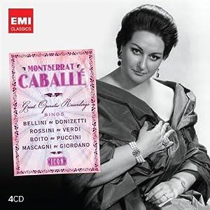 Montserrat Caballé -  Montserrat Caballé - ICON CD 4