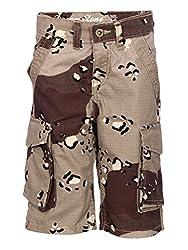 Boys 3/4th Cargo shorts