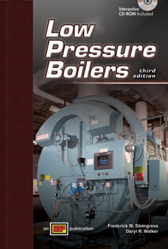 Low Pressure Boilers - 3rd Edition with CD-ROM