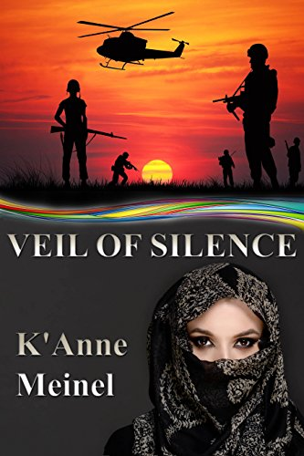 Veil Of Silence by K'Anne Meinel ebook deal