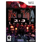 House of the Dead 2 & 3 Return - Wiiby Sega of America, Inc.