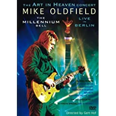 Mike Oldfield : The Millenium Bell, Live à Berlin - DVD
