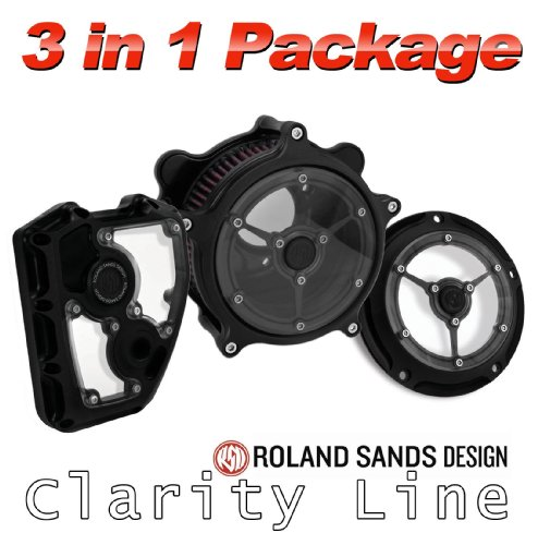 Roland Sands Design Clarity Air Cleaner  Derby