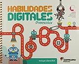 img - for PAQ. HABILIDADES DIGITALES. PREESCOLAR (LIBRO + CD) book / textbook / text book