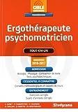 Ergothérapeute-psychomotricien - Concours 2016-2017...