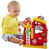 Fisher-Price Laugh And Learn Monkeys Smart Stages Firehouse