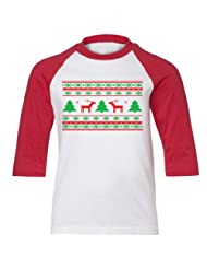 Festive Threads Youth T Shirts Christmas