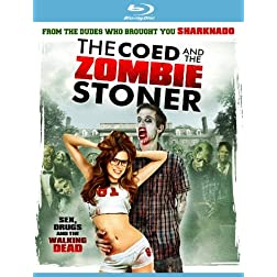 Coed & The Zombie Stoner [Blu-ray]