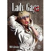 Lady Gaga 2011 Calendar