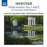 echange, troc  - Sonate Pour Piano & Violon N°1 - Sonate Pour Piano & Violon N°2