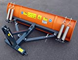 Snow plough With Plate For 25-40 HP Tractors - LNS-190 C