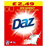 Daz Washing Powder 10 Washes PMP £2.49 (Pack of 6 x 650g)