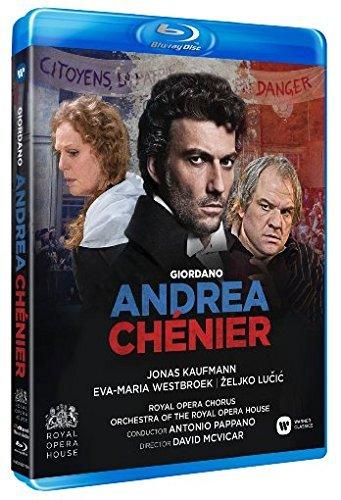 Giordano - Andrea Chenier - Pappano